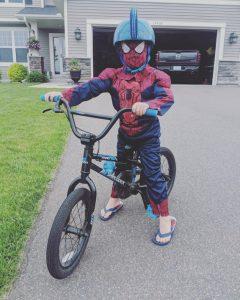 Easton Spiderman